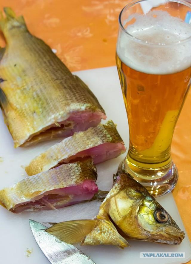 Из чего делают популярные рыбные закуски к пиву