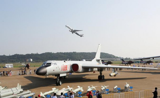 Бомбардировщики из Китая доводят США до истерики