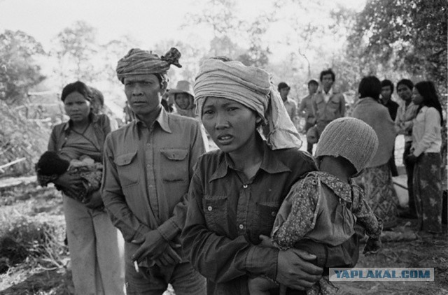 the massacre in cambodia during khmer rouges regime