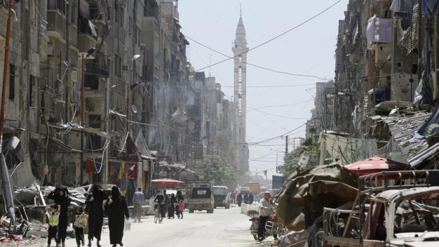 Химатаку в Сирии инсценировали британские спецслужбы