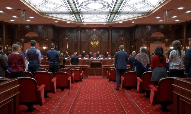 ⚡️ Конституционный суд признал законным обнуление президентских сроков Путина