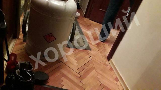 У приятеля нападавшего на здание ФСБ в Архангельске нашли бомбу