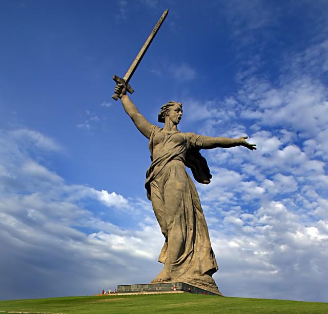 Чиновникам из Волгограда не нравится символ города