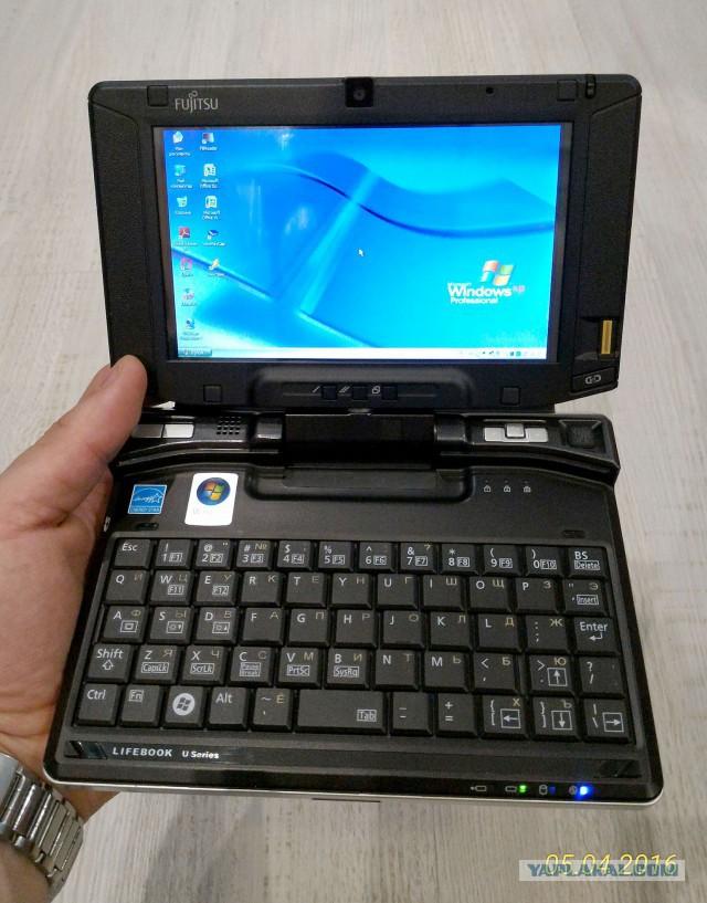 Продам в МСК UMPC Fujitsu LifeBook U810
