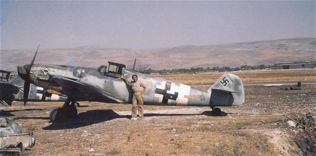«Мессершмитт» Bf 109 в сравнениях...
