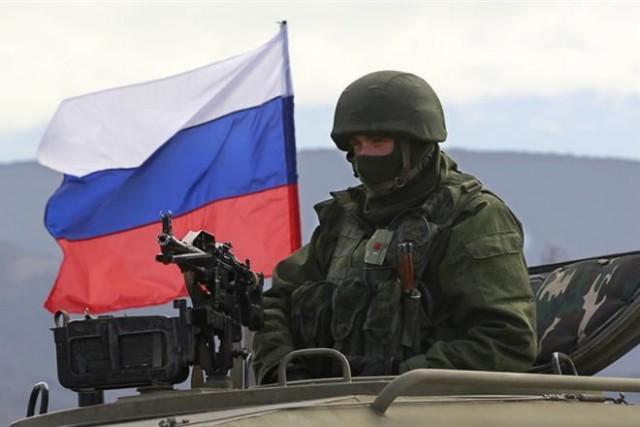 Россия строит военный городок у границы с Украиной