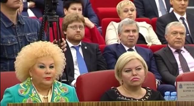 Депутаты окружного законодательного собрания ЯНАО