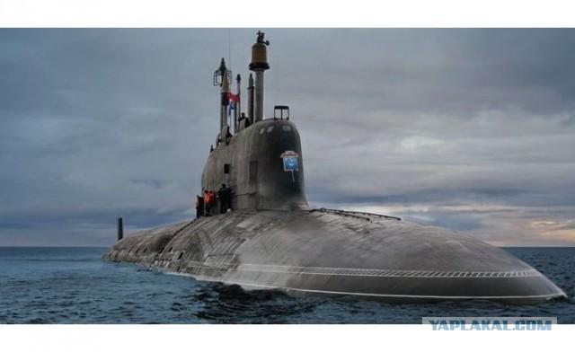 НАТО потеряло новейшую подлодку России в Северной Атлантике