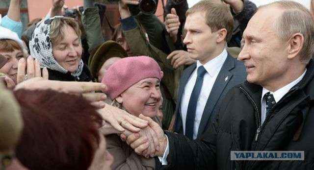 Путин разрешил на 10 лет «заморозить» реальные пенсии россиян.