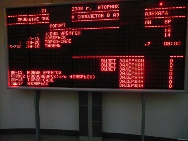 Командировка на Ямал '08