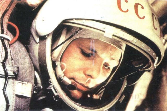 Сегодня день рождения у Юрия Алексеевича Гагарина