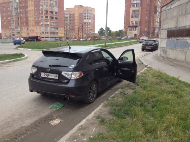Продам Impreza WRX Новосибирск