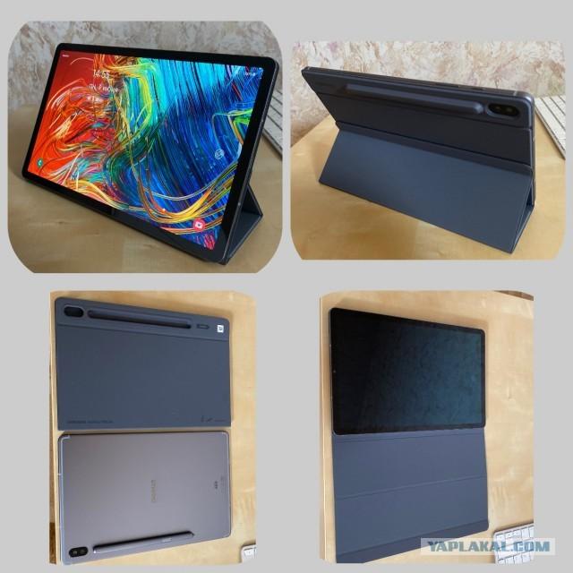 МСК Планшет samsung Galaxy Tab S6 10.5 LTE Gray