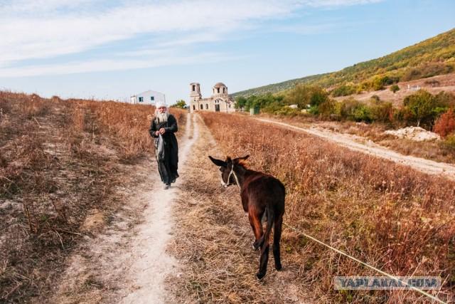 Крым: исчезнувшая деревня Лаки