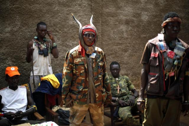 Черная Африка: война, насилие и беженцы