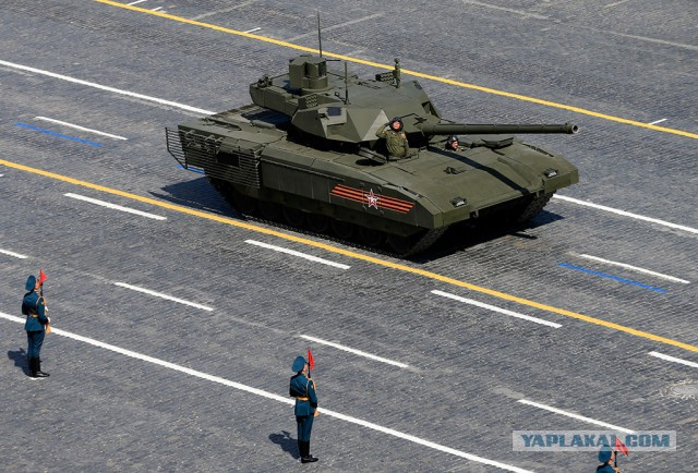 В Германии сообщили о создании танковой пушки для борьбы с «Арматой»