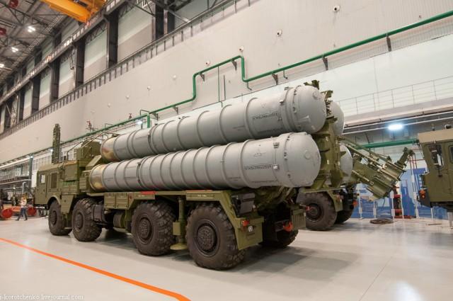 Производство новейших систем ПВО в России