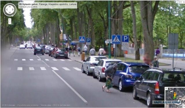 В Литве уже действует Google Maps Street View
