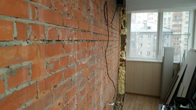 Берлога. История рукоделия одного балкона