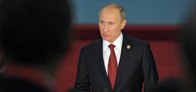 Владимир Путин обратился к ополчению Новороссии