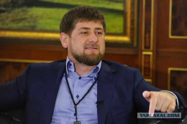 Кадыров ответил на призыв «раздробить Россию на части»