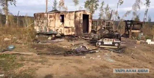 В Башкирии намечается вторая Кондопога? В Баймакском районе Башкирии 40 человек напали на рабочих из Чечни