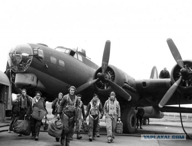 Легендарная машина войны: Boeing B-17 Летающая Крепость