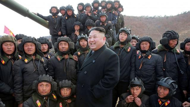 Не смешите мои «Пуккыксоны»: КНДР заявила о готовности ответить на провокации США