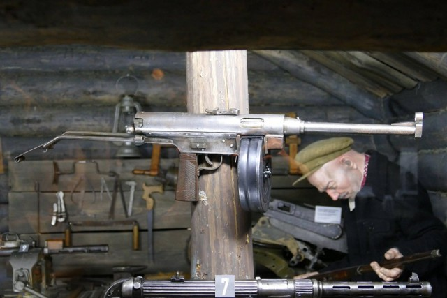 Пистолет-пулемет по-партизански
