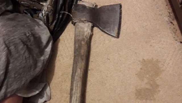 В Бурятии 10-летний мальчик с топором напал на детей, а затем поджег школу