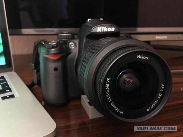 Продам Nikon d5000 kit 18-55