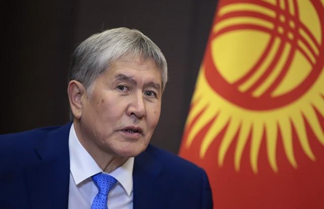 Бывшего президента Киргизии Атамбаева приговорили к 11 годам колонии