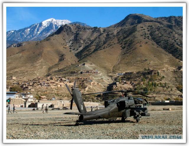 "Как я в Афганистане ""отдыхал"""