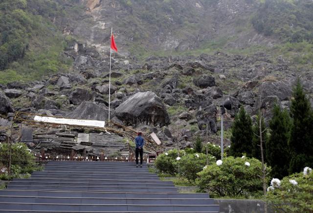 Землетрясение в Сычуани: как выглядит местность через 10 лет после катастрофы