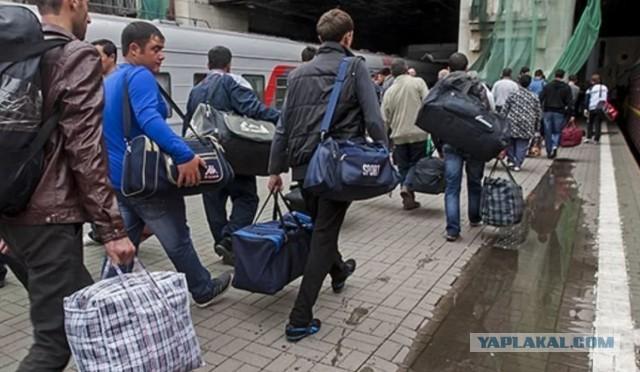 В РФ начали увольнять украинских заробитчан-майданщиков