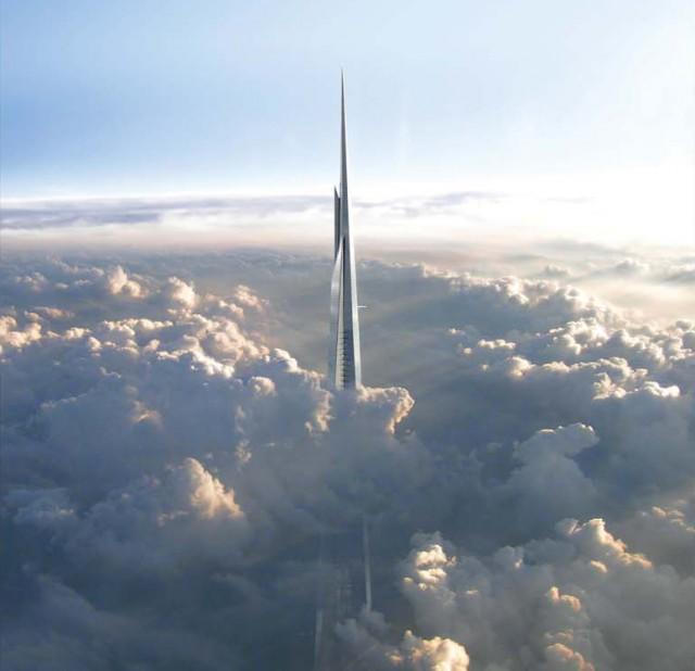 Началось строительство высочайшего здания в мире