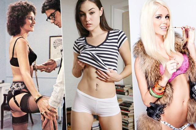 Саша Грей и еще 5 актрис порно, которые стали настоящими звездами