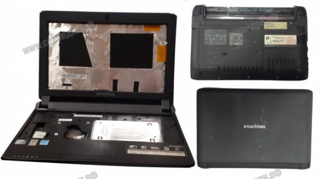 Куплю корпус для ноутбука Emachines EM350-NAV51