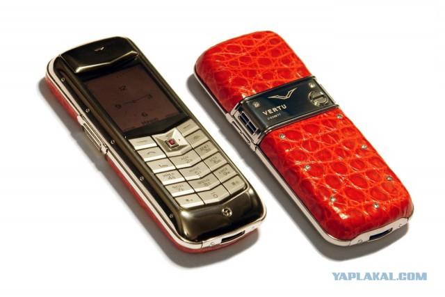 Продам телефон Vertu Constellation Sapphire
