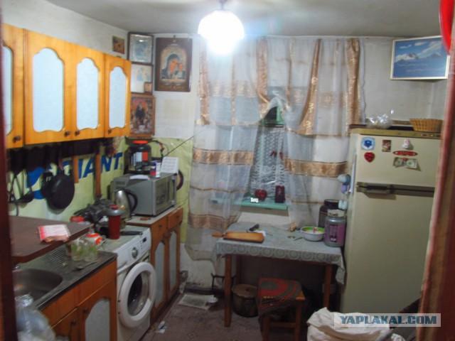 Бюджетный ремонт кухни