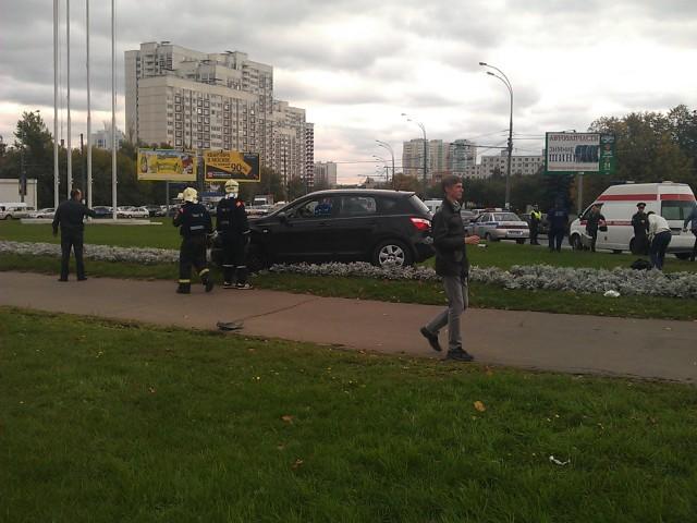 ДТП на Пролетарском проспекте