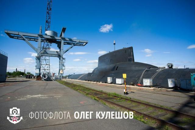 Погружение внутрь атомной субмарины