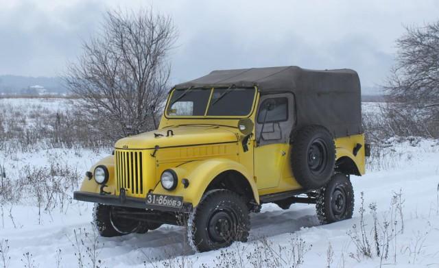 Козлит или не козлит: 7 мифов про ГАЗ-69