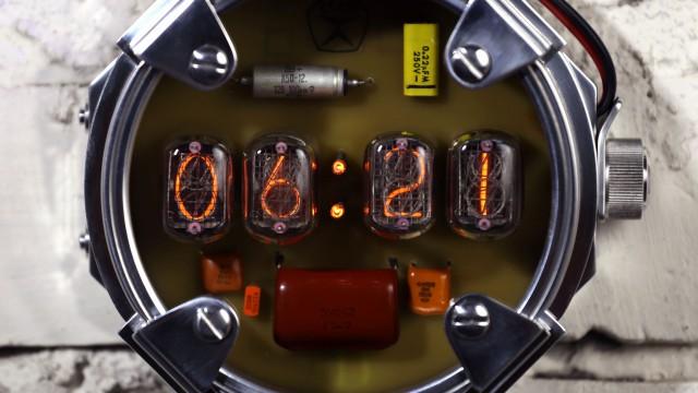 Часы из игры «Metro: Exodus»
