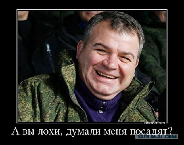Сердюков стал председателем ТСЖ в доме Васильевой