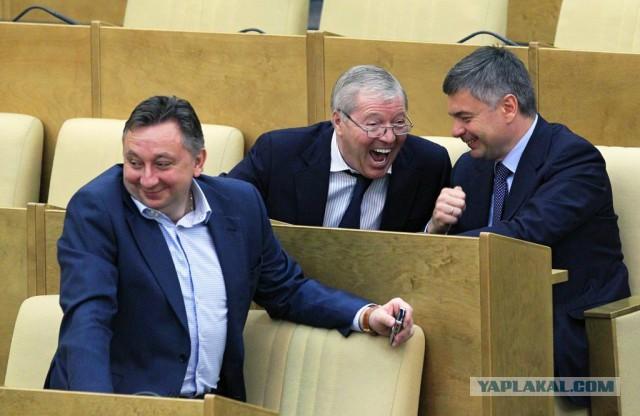 В Чите готовят массовый пикет против увеличения расходов на Госдуму