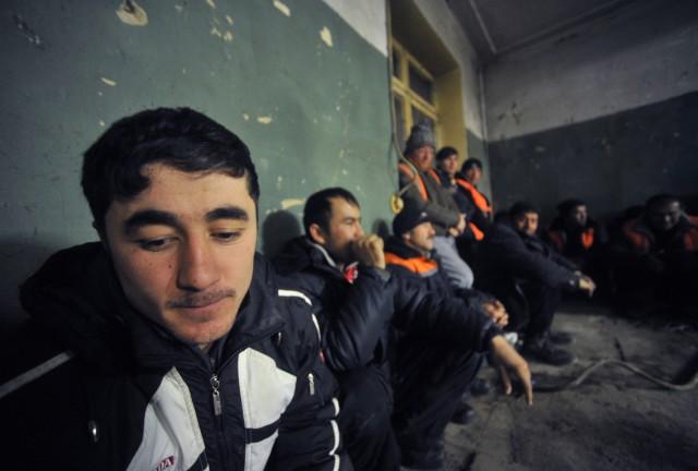 В Москве МВД запретило выдворять нелегалов из Таджикистана