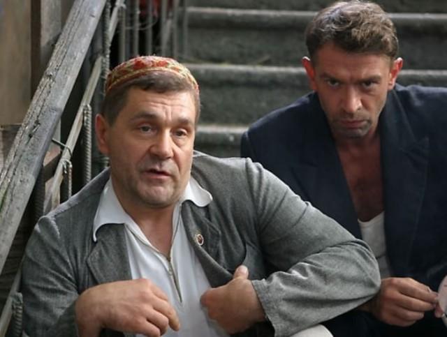 Роли Сергея Маковецкого