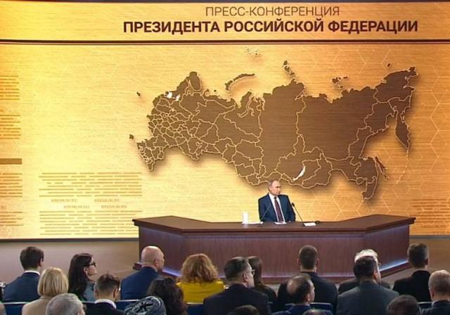 Бурление в Польше после пресс-конференции Путина