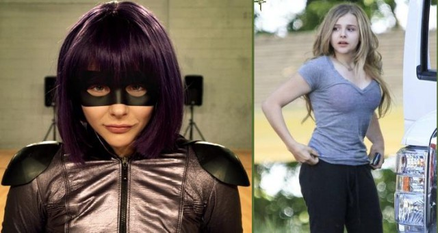 Девушки супер герои.
